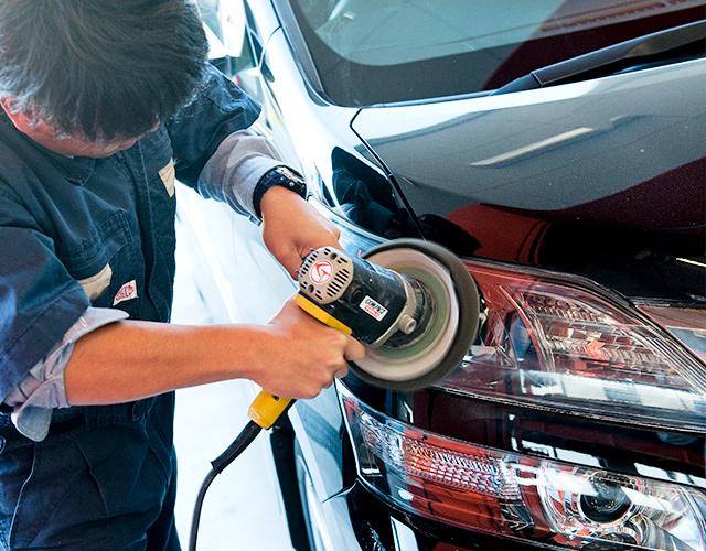 ライト・ウィンカー類修理・整備の画像