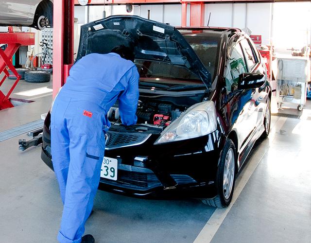 エンジン関連修理・整備の画像